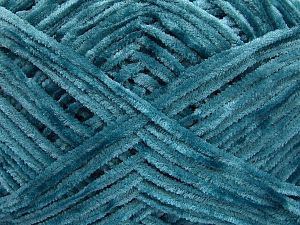 Fiber Content 100% Micro Fiber, Turquoise, Brand Ice Yarns, Yarn Thickness 3 Light  DK, Light, Worsted, fnt2-65524