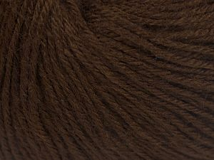 Fiber Content 40% Acrylic, 40% Merino Wool, 20% Polyamide, Brand Ice Yarns, Brown, Yarn Thickness 2 Fine  Sport, Baby, fnt2-65567