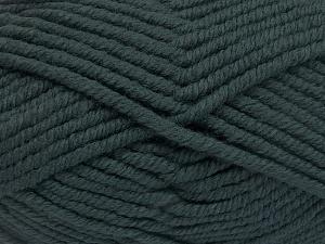 Fiber Content 50% Wool, 50% Acrylic, Brand Ice Yarns, Dark Teal, fnt2-65613