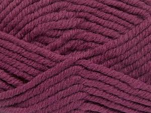 Fiber Content 50% Acrylic, 50% Wool, Brand Ice Yarns, Fuchsia, fnt2-65625