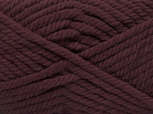 Fiber Content 75% Acrylic, 25% Superwash Wool, Rose Brown, Brand Ice Yarns, Yarn Thickness 6 SuperBulky  Bulky, Roving, fnt2-65691