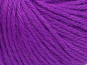 Fiber Content 40% Acrylic, 40% Merino Wool, 20% Polyamide, Lavender, Brand Ice Yarns, fnt2-65740