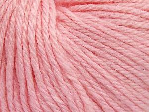 Fiber Content 40% Merino Wool, 40% Acrylic, 20% Polyamide, Light Pink, Brand Ice Yarns, fnt2-65745