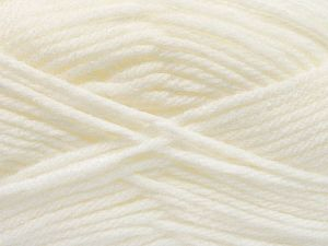 Fiber Content 100% Acrylic, Brand Ice Yarns, Ecru, fnt2-65753