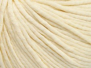 Fiber Content 67% Cotton, 33% Polyamide, Brand Ice Yarns, Cream, fnt2-65769