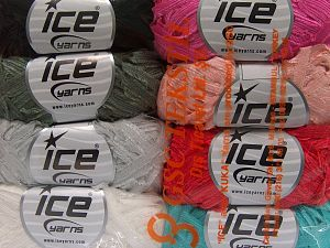 Fiber Content 100% Acrylic, Mixed Lot, Brand Ice Yarns, fnt2-65814