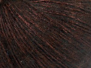 Fiber Content 70% Polyamide, 19% Merino Wool, 11% Acrylic, Brand Ice Yarns, Copper, fnt2-65830