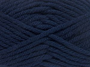 Fiber Content 100% Acrylic, Navy, Brand Ice Yarns, fnt2-65833