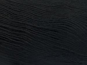 Fiber Content 100% Premium Acrylic, Brand Ice Yarns, Black, fnt2-65899