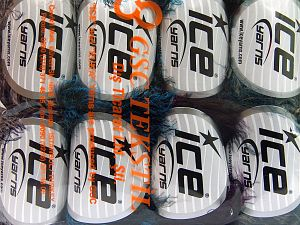 Contenido de fibra 100% Poliamida, Mixed Lot, Brand Ice Yarns, Yarn Thickness 4 Medium  Worsted, Afghan, Aran, fnt2-65922