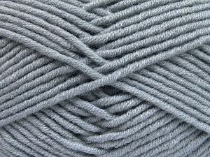 Fiber Content 50% Acrylic, 50% Merino Wool, Light Indigo Blue, Brand Ice Yarns, fnt2-65952