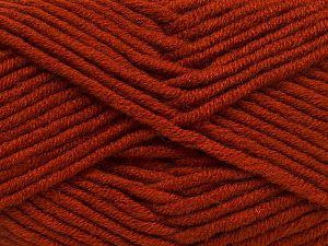 Fiber Content 50% Acrylic, 50% Merino Wool, Brand Ice Yarns, Copper, fnt2-65961