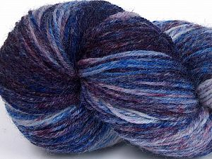 Please note that this is a hand-dyed yarn. Colors in different lots may vary because of the charateristics of the yarn. Also see the package photos for the colorway in full; as skein photos may not show all colors. Fiber Content 75% Super Wash Wool, 25% Polyamide, Maroon Shades, Brand Ice Yarns, Blue Shades, fnt2-66015