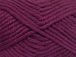 Fiber Content 100% Acrylic, Brand Ice Yarns, Burgundy, fnt2-66038