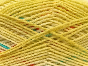 Fiber Content 100% Baby Acrylic, White, Light Green, Brand ICE, Copper, Blue, Yarn Thickness 2 Fine  Sport, Baby, fnt2-22043