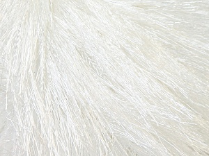 Fiber Content 100% Polyester, Optical White, Brand ICE, Yarn Thickness 5 Bulky  Chunky, Craft, Rug, fnt2-22744