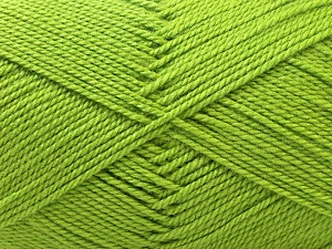 Fiber Content 100% Acrylic, Brand ICE, Green, Yarn Thickness 2 Fine  Sport, Baby, fnt2-23781