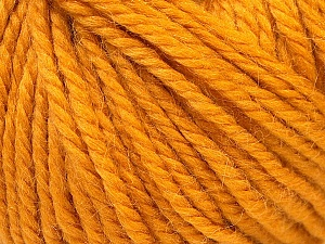 Fiber Content 40% Acrylic, 35% Wool, 25% Alpaca, Brand ICE, Gold, Yarn Thickness 5 Bulky  Chunky, Craft, Rug, fnt2-25400