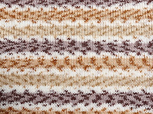 Fiber Content 100% Acrylic, White, Brand ICE, Brown Shades, Yarn Thickness 2 Fine  Sport, Baby, fnt2-33686