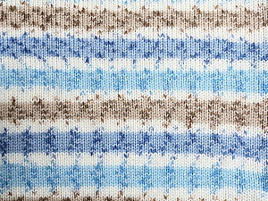 Fiber Content 100% Acrylic, White, Brand ICE, Brown, Blue, Yarn Thickness 2 Fine  Sport, Baby, fnt2-33687
