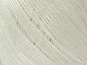 Fiber Content 100% Bamboo, White, Brand ICE, Yarn Thickness 2 Fine  Sport, Baby, fnt2-41453