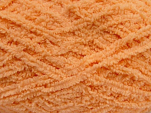 Fiber Content 100% Micro Fiber, Light Salmon, Brand ICE, Yarn Thickness 5 Bulky  Chunky, Craft, Rug, fnt2-42142