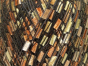 Trellis  Fiber Content 100% Polyester, Yellow, Orange, Brand ICE, Gold, Yarn Thickness 5 Bulky  Chunky, Craft, Rug, fnt2-42714