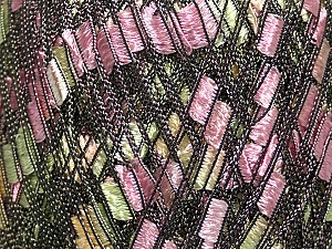 Trellis  Fiber Content 100% Polyester, Yellow, Pink, Brand ICE, Green, Cream, Yarn Thickness 5 Bulky  Chunky, Craft, Rug, fnt2-42717