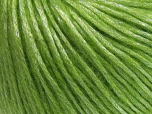 Fiber Content 50% Polyamide, 50% Acrylic, Brand ICE, Green, Yarn Thickness 4 Medium  Worsted, Afghan, Aran, fnt2-42745