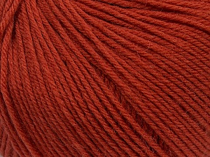 SUPERWASH WOOL is a DK weight 100% superwash wool yarn. Perfect stitch definition, and a soft-but-sturdy finished fabric. Projects knit and crocheted in SUPERWASH WOOL are machine washable! Lay flat to dry. Fiber Content 100% Superwash Wool, Brand ICE, Copper, Yarn Thickness 3 Light  DK, Light, Worsted, fnt2-42940