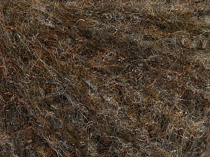 Fiber Content 30% Acrylic, 30% Wool, 28% Polyester, 12% Polyamide, Brand ICE, Brown Shades, fnt2-48966