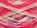 Baby Wool Design White Pink