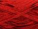Viscose Shine Bulky Red Melange
