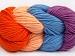 Art Color Cotton Salmon Light Salmon Lavender Blue