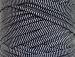 Upcycled Fabric 250 White Grey