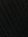 Ne: 10/3 Nm: 17/3 Fiber Content 100% Mercerised Cotton, Brand ICE, Black, Yarn Thickness 1 SuperFine  Sock, Fingering, Baby, fnt2-49526