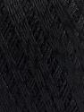 Ne: 10/3 +600d. Viscose. Nm: 17/3 Fiber Content 72% Mercerised Cotton, 28% Viscose, Brand ICE, Black, Yarn Thickness 1 SuperFine  Sock, Fingering, Baby, fnt2-49857