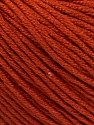 Fiber Content 60% Bamboo, 40% Cotton, Terra Cotta, Brand ICE, Yarn Thickness 3 Light  DK, Light, Worsted, fnt2-50537