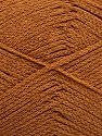 Fiber Content 100% Cotton, Light Brown, Brand ICE, Yarn Thickness 2 Fine  Sport, Baby, fnt2-50692