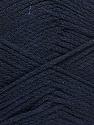 Fiber Content 100% Cotton, Navy, Brand ICE, Yarn Thickness 2 Fine  Sport, Baby, fnt2-50755