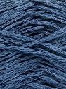 Fiber Content 100% Acrylic, Brand ICE, Dark Blue, Yarn Thickness 3 Light  DK, Light, Worsted, fnt2-51149