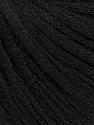 Fiber Content 50% Wool, 50% Acrylic, Brand ICE, Black, Yarn Thickness 4 Medium  Worsted, Afghan, Aran, fnt2-51466