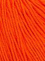 Fiber Content 60% Cotton, 40% Acrylic, Orange, Brand ICE, Yarn Thickness 2 Fine  Sport, Baby, fnt2-51516