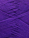 Fiber Content 50% Acrylic, 50% Bamboo, Purple, Brand ICE, Yarn Thickness 2 Fine  Sport, Baby, fnt2-51666