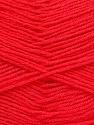 Fiber Content 60% Merino Wool, 40% Acrylic, Salmon, Brand ICE, Yarn Thickness 2 Fine  Sport, Baby, fnt2-52354