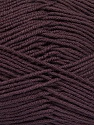 Fiber Content 70% Acrylic, 30% Wool, Maroon, Brand ICE, Yarn Thickness 4 Medium  Worsted, Afghan, Aran, fnt2-52615