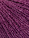 Fiber Content 55% Baby Alpaca, 45% Superwash Extrafine Merino Wool, Maroon, Brand ICE, Yarn Thickness 3 Light  DK, Light, Worsted, fnt2-52768