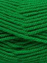 Fiber Content 100% Acrylic, Brand ICE, Green, Yarn Thickness 5 Bulky  Chunky, Craft, Rug, fnt2-53180