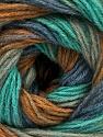 Fiber Content 60% Acrylic, 20% Wool, 20% Angora, Mint Green, Brand ICE, Grey, Brown, Blue, Yarn Thickness 2 Fine  Sport, Baby, fnt2-53563