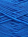 Fiber Content 70% Acrylic, 30% Wool, Brand ICE, Blue, Yarn Thickness 4 Medium  Worsted, Afghan, Aran, fnt2-53719